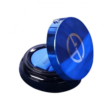 保税直发 Giorgio Armani乔治阿玛尼 2020新款蓝色大师粉底液气垫 #02 14g SPF50 PA+++