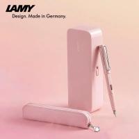 保税直发 Lamy凌美马卡龙三色礼盒(粉)含狩猎者钢笔、吸墨器、一次性墨水芯、笔袋