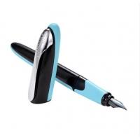 保税直发 德国欧领(ONLINE) AIR-Soft系列钢笔 F尖 天蓝色 0....