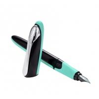 保税直发 德国欧领(ONLINE) AIR-Soft系列钢笔 F尖 薄荷绿色 0...