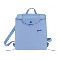 德国直邮 珑骧Longchamp双肩背包 LE PLIAGE CLUB系列 蓝色...