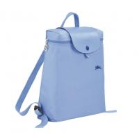 德国直邮 珑骧Longchamp双肩背包 LE PLIAGE CLUB系列 蓝色 L1699619P38
