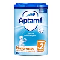 保税直发 德国爱他美Aptamil 2+婴幼儿奶粉 段 800g 适合2岁以上宝宝