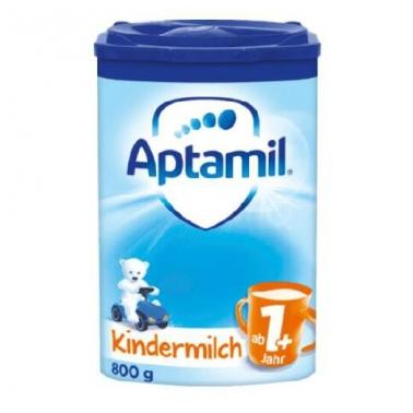 【包邮包税】保税直发 德国爱他美Aptamil婴幼儿奶粉 1+段 800g 适合1岁以上宝宝