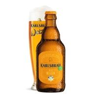 保税直发 卡斯布鲁小麦啤酒330ml 20瓶装