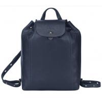德国直邮 珑骧Longchamp 双肩包 蓝色 10089757556