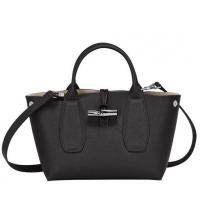 德国直邮 珑骧Longchamp 手提包 黑色 10095HPN001